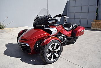 2018 Can-Am Spyder F3 for sale 200536155
