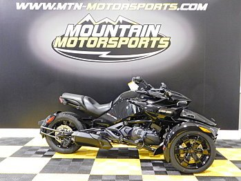 2018 Can-Am Spyder F3 for sale 200537362