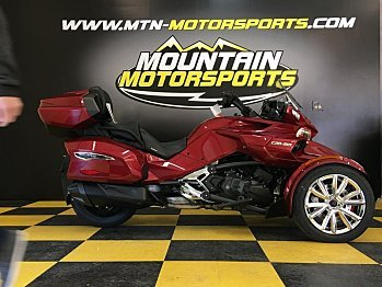 2018 Can-Am Spyder F3 for sale 200537363