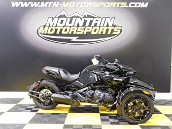 2018 Can-Am Spyder F3 for sale 200537372