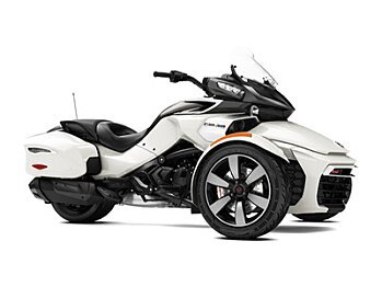 2018 Can-Am Spyder F3 for sale 200540695