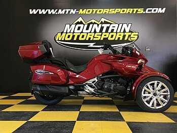 2018 Can-Am Spyder F3 for sale 200540709