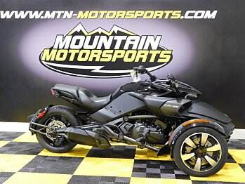 2018 Can-Am Spyder F3 for sale 200540889