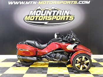 2018 Can-Am Spyder F3 for sale 200541109