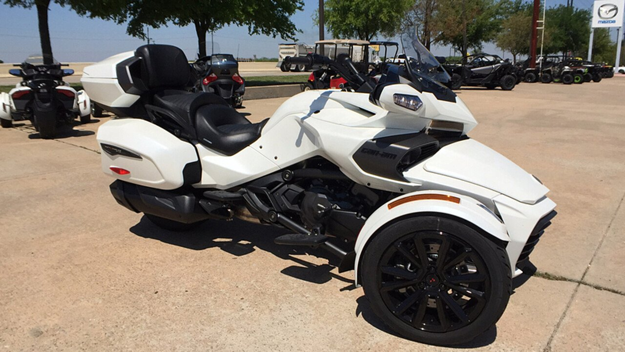 2018 Can-Am Spyder F3 for sale 200544143