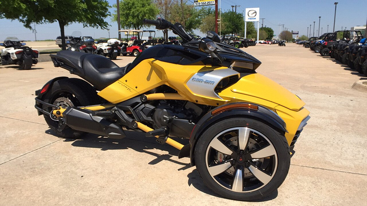2018 Can-Am Spyder F3 for sale 200544144