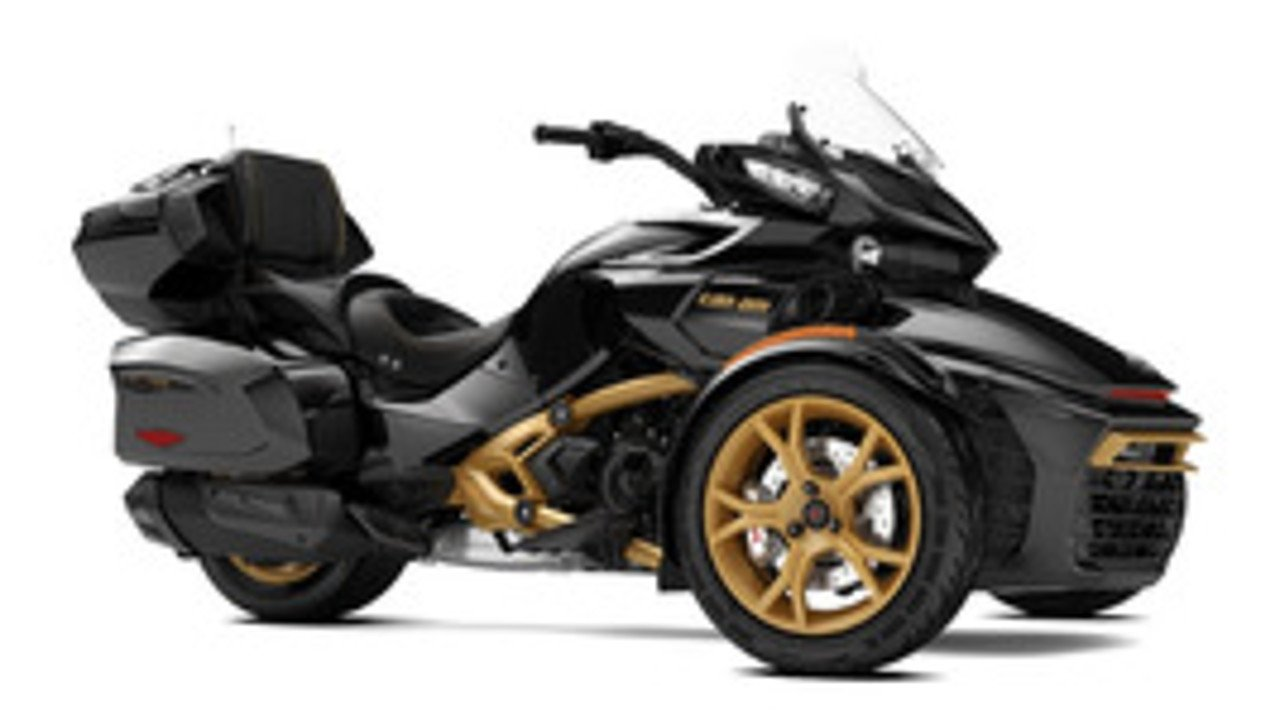 2018 Can-Am Spyder F3 for sale 200545215