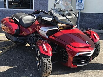 2018 Can-Am Spyder F3 for sale 200549129
