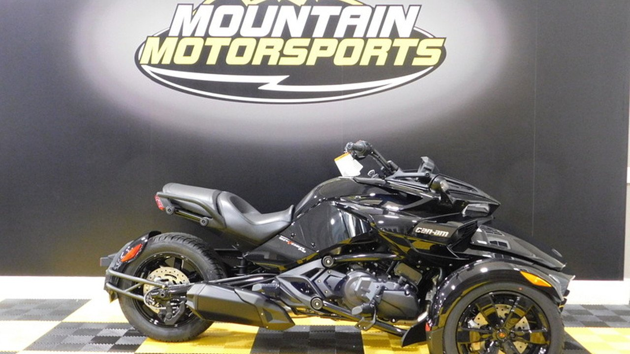 2018 Can-Am Spyder F3 for sale 200559639