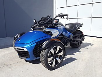 2018 Can-Am Spyder F3 for sale 200568438