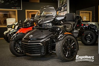 2018 Can-Am Spyder F3 for sale 200582176