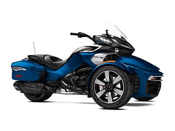 2018 Can-Am Spyder F3 for sale 200582205