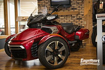 2018 Can-Am Spyder F3 for sale 200582290