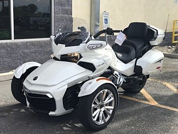 2018 Can-Am Spyder F3 for sale 200583384