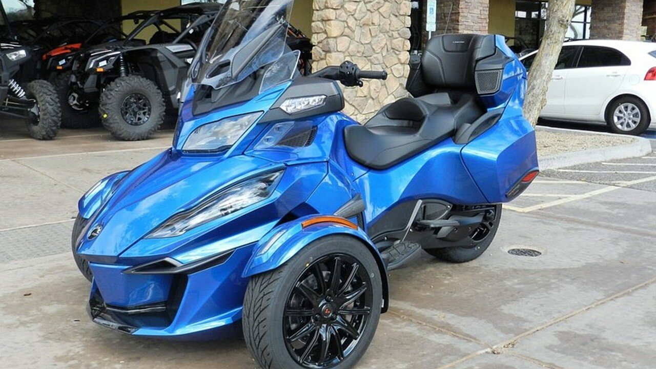 2018 Can-Am Spyder F3 for sale 200587131