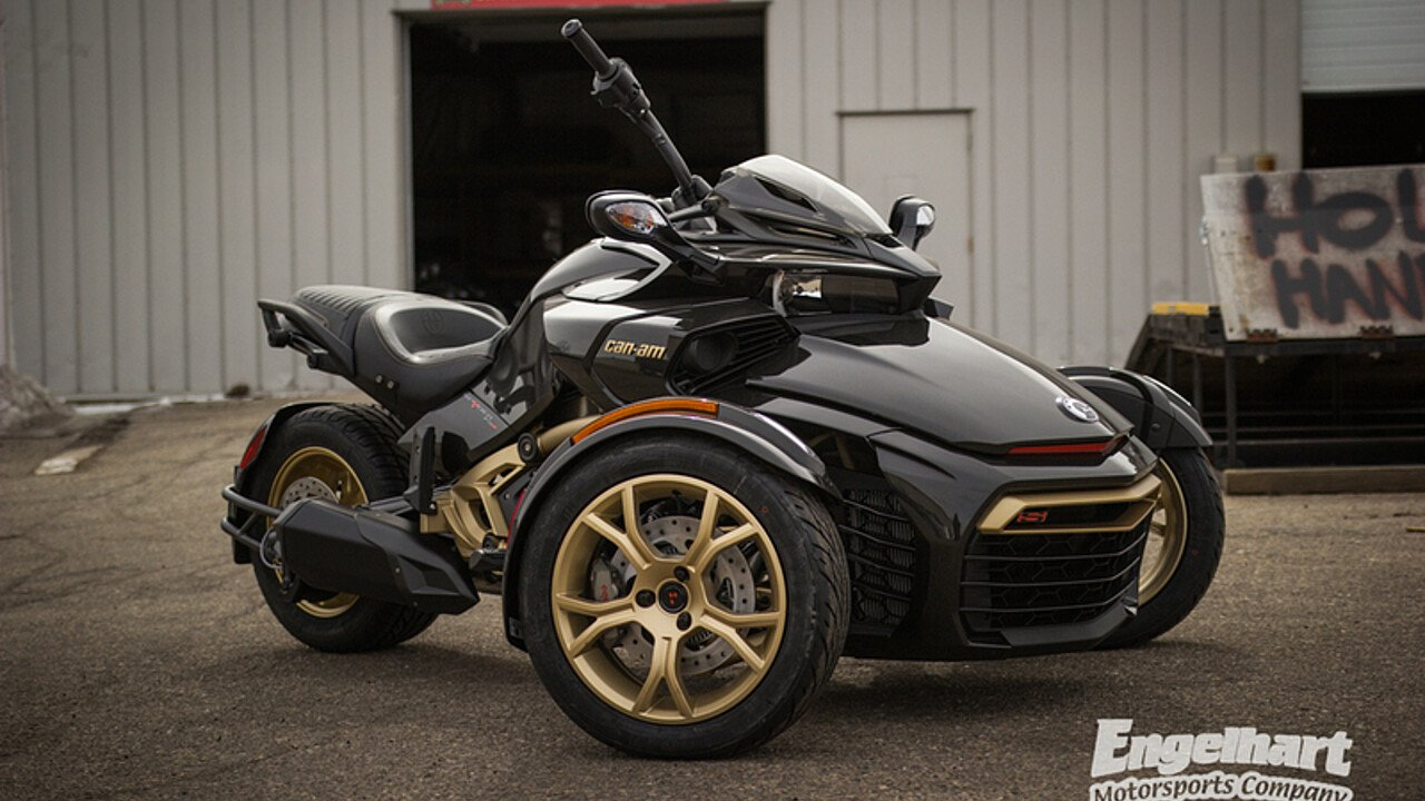 2018 Can-Am Spyder F3 for sale 200587754