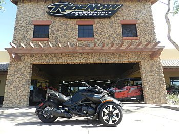 2018 Can-Am Spyder F3 for sale 200588440
