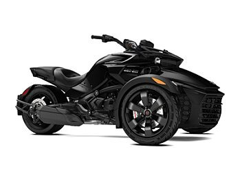 2018 Can-Am Spyder F3 for sale 200605161