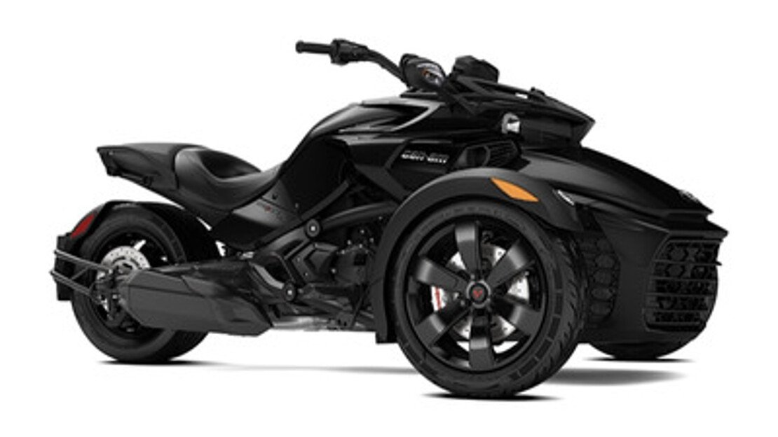 2018 Can-Am Spyder F3 for sale 200609603