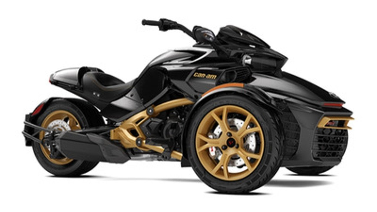 2018 Can-Am Spyder F3-S for sale 200496995