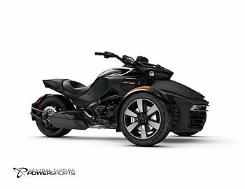 2018 Can-Am Spyder F3-S for sale 200499674