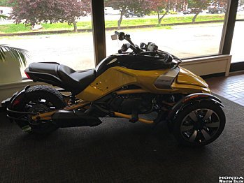 2018 Can-Am Spyder F3-S for sale 200502172