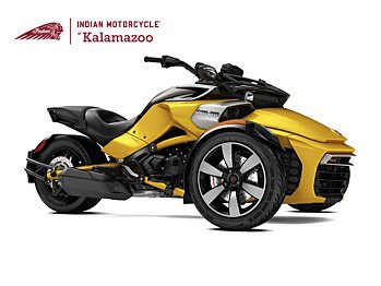 2018 Can-Am Spyder F3-S for sale 200511407
