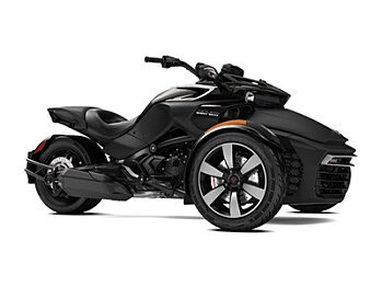 2018 Can-Am Spyder F3-S for sale 200533436