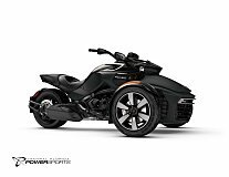 2018 Can-Am Spyder F3-S for sale 200499648