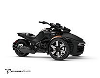 2018 Can-Am Spyder F3-S for sale 200499673