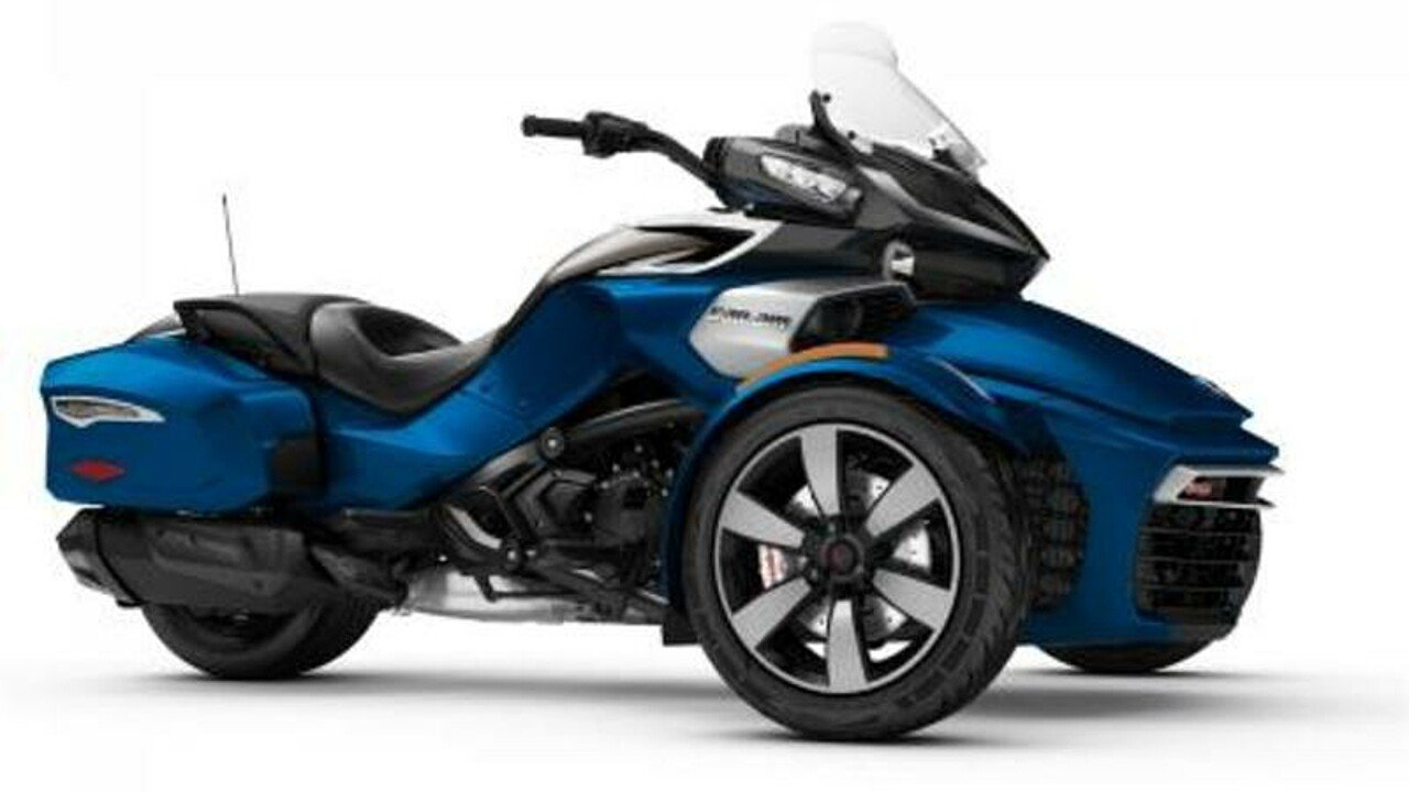 2018 Can-Am Spyder F3-T for sale 200502281