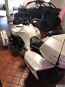 2018 Can-Am Spyder F3 for sale 200502048