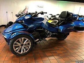 2018 Can-Am Spyder F3 for sale 200502162