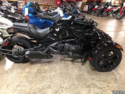 2018 Can-Am Spyder F3 for sale 200502209