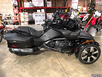 2018 Can-Am Spyder F3 for sale 200502213