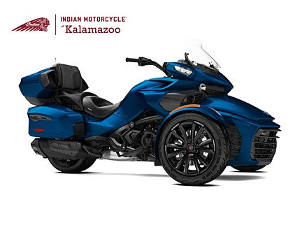 2018 Can-Am Spyder F3 for sale 200511466