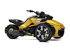 2018 Can-Am Spyder F3 for sale 200511468