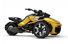 2018 Can-Am Spyder F3 for sale 200532271