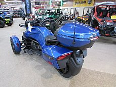 2018 Can-Am Spyder F3 for sale 200535817