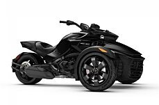 2018 Can-Am Spyder F3 for sale 200548439