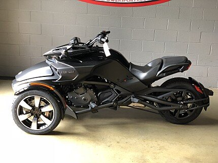 2018 Can-Am Spyder F3 for sale 200600932
