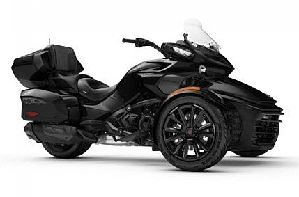 2018 Can-Am Spyder F3 for sale 200627447