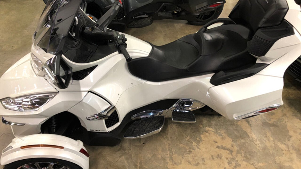 2018 Can-Am Spyder RT for sale 200502194