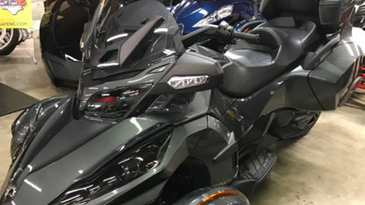 2018 Can-Am Spyder RT for sale 200502223