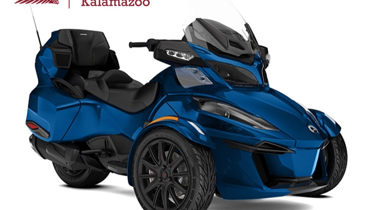 2018 Can-Am Spyder RT for sale 200511481