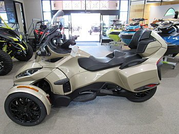 2018 Can-Am Spyder RT for sale 200529920