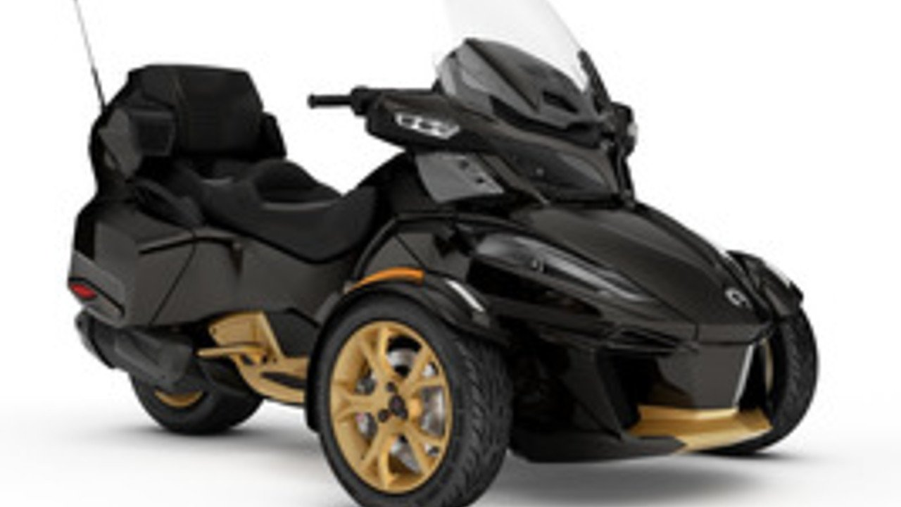 2018 Can-Am Spyder RT for sale 200532034