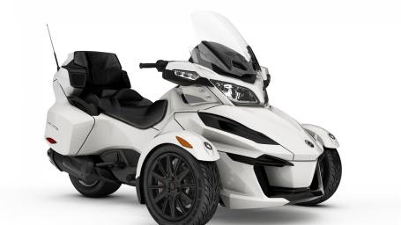2018 Can-Am Spyder RT for sale 200532260