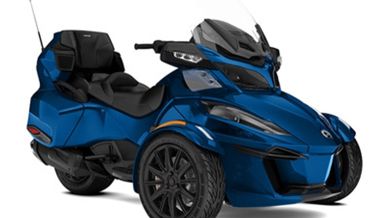 2018 Can-Am Spyder RT for sale 200533000