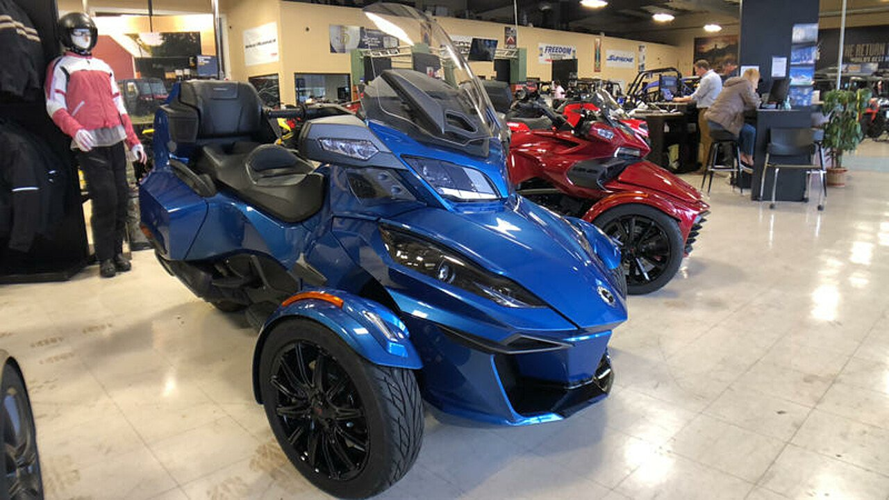 2018 Can-Am Spyder RT for sale 200533415
